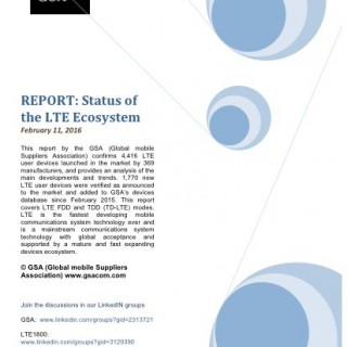 160212 GSA_lte_ecosystem_report