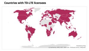 LTE - 5G Market Statistics