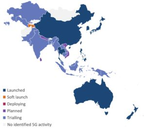 LTE-5G in Asia Pacific 2020